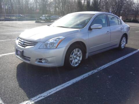 2010 Nissan Altima for sale at B&B Auto LLC in Union NJ