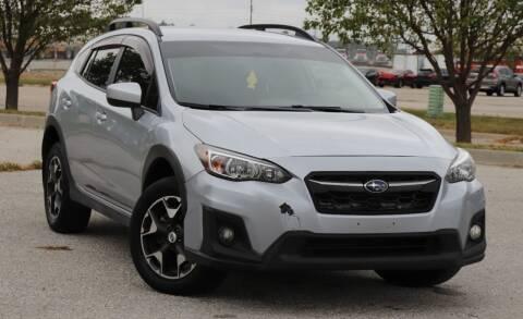 2018 Subaru Crosstrek for sale at Big O Auto LLC in Omaha NE