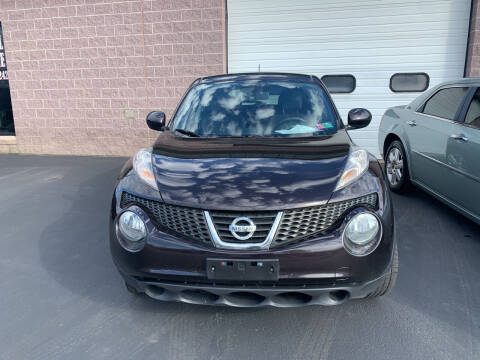 2014 Nissan JUKE for sale at 924 Auto Corp in Sheppton PA