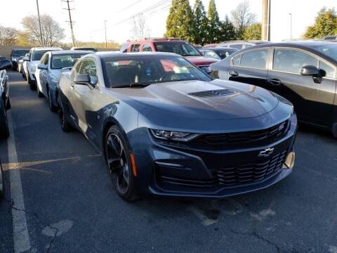 2019 Chevrolet Camaro for sale at Auto Solutions in Maryville TN