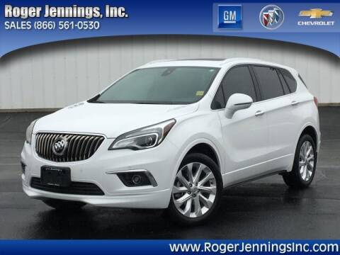 2017 Buick Envision for sale at ROGER JENNINGS INC in Hillsboro IL