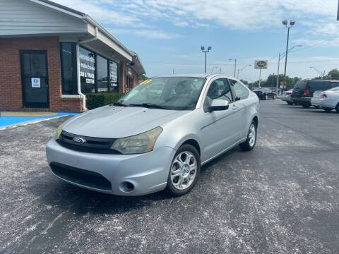 2009 Ford Focus for sale at Guidance Auto Sales LLC in Columbia TN