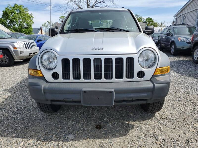 2007 Jeep Liberty for sale at RMB Auto Sales Corp in Copiague NY
