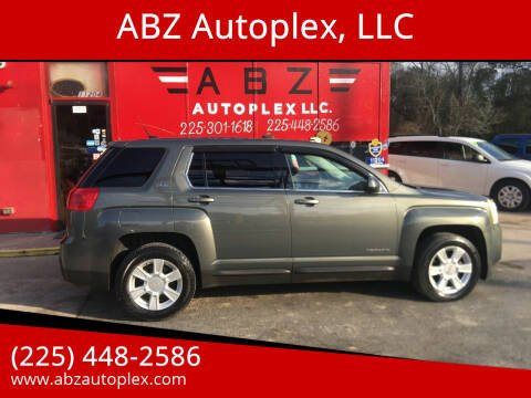2013 GMC Terrain for sale at ABZ Autoplex, LLC in Baton Rouge LA