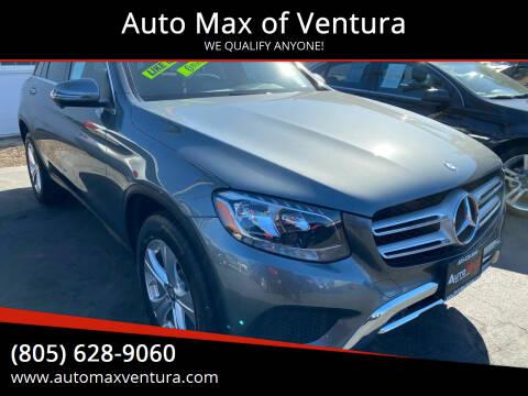 2016 Mercedes-Benz GLC for sale at Auto Max of Ventura in Ventura CA