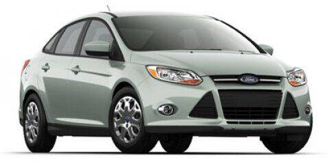 2012 Ford Focus for sale at DAVID McDAVID HONDA OF IRVING in Irving TX