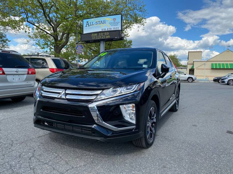 2018 Mitsubishi Eclipse Cross for sale in Allentown, PA