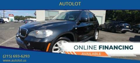 2011 BMW X5 for sale at AUTOLOT in Bristol PA