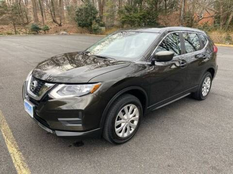 2017 Nissan Rogue for sale at Car World Inc in Arlington VA