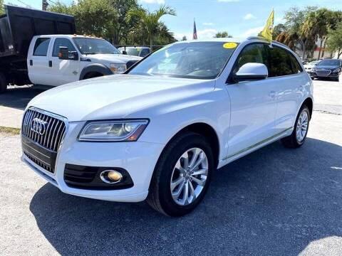 2014 Audi Q5 for sale at EZ Own Car Sales of Miami in Miami FL