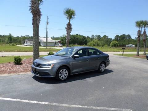 2011 Volkswagen Jetta for sale at First Choice Auto Inc in Little River SC
