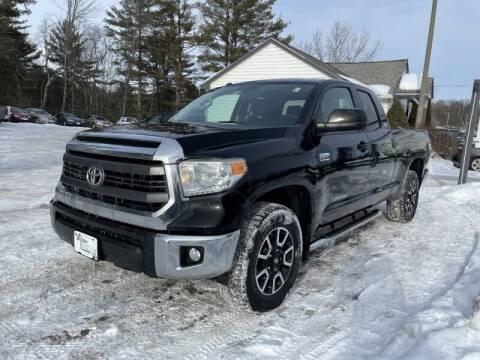 2014 Toyota Tundra for sale at Williston Economy Motors in Williston VT
