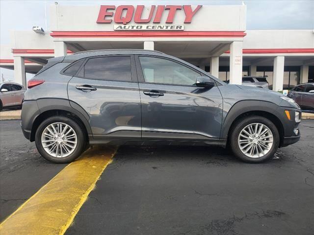 2021 Hyundai Kona for sale at EQUITY AUTO CENTER in Phoenix AZ
