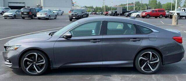 2020 Honda Accord for sale at Tim Short Auto Mall in Corbin KY