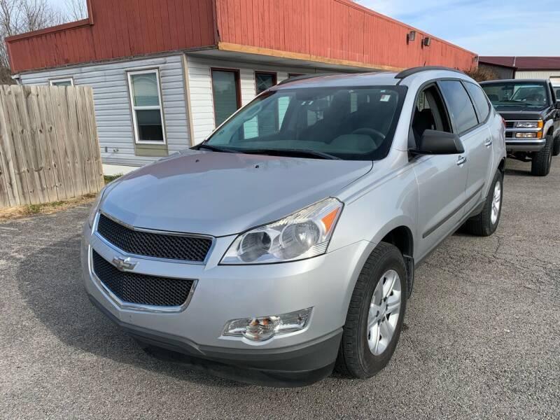 2012 Chevrolet Traverse for sale at Best Buy Auto Sales in Murphysboro IL
