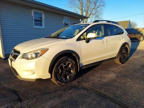 2013 Subaru XV Crosstrek for sale at CALDERONE CAR & TRUCK in Whiteland IN