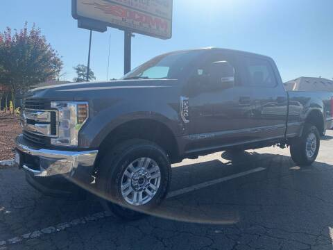 2018 Ford F-350 Super Duty for sale at South Commercial Auto Sales in Salem OR