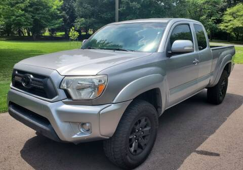 2015 Toyota Tacoma for sale at Smith's Cars in Elizabethton TN