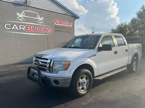 2011 Ford F-150 for sale at Carbucks in Hamilton OH