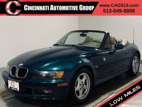 1997 BMW Z3 for sale at Cincinnati Automotive Group in Lebanon OH