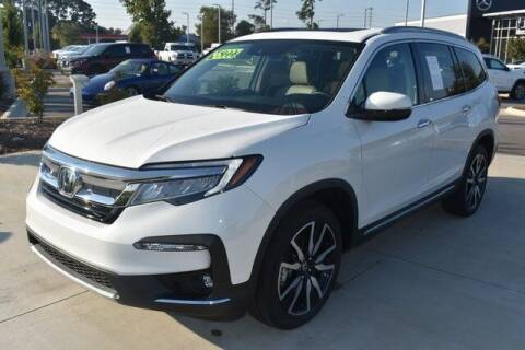 2021 Honda Pilot for sale at PHIL SMITH AUTOMOTIVE GROUP - MERCEDES BENZ OF FAYETTEVILLE in Fayetteville NC