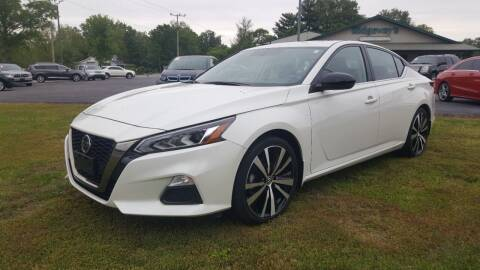 2019 Nissan Altima for sale at Ridgeway's Auto Sales in West Frankfort IL