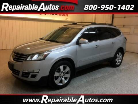 2015 Chevrolet Traverse for sale at Ken's Auto in Strasburg ND