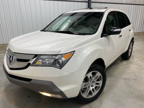 2008 Acura MDX for sale at EUROPEAN AUTOHAUS, LLC in Holland MI
