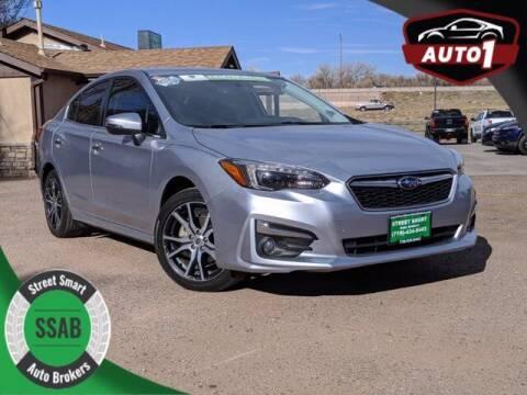 2017 Subaru Impreza for sale at Street Smart Auto Brokers in Colorado Springs CO