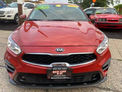 2019 Kia Forte for sale at Best Cars R Us in Plainfield NJ