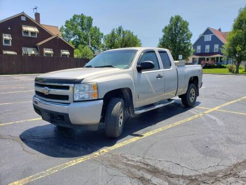 2008 Chevrolet Silverado 1500 for sale at USA AUTO WHOLESALE LLC in Cleveland OH
