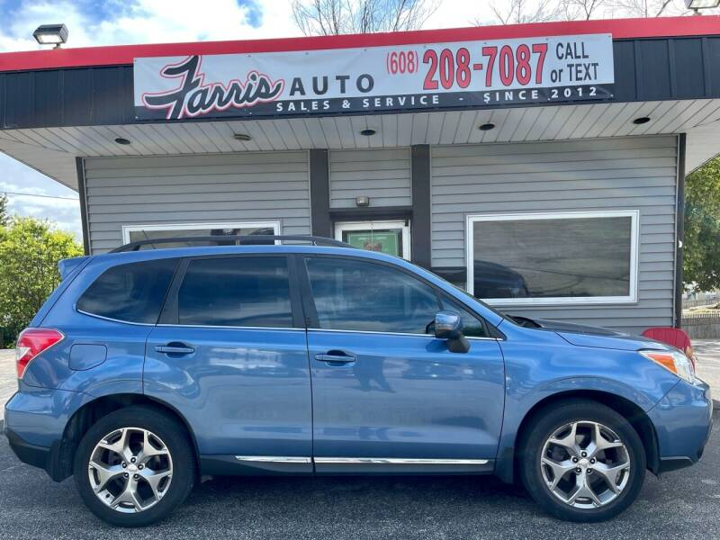 2015 Subaru Forester for sale at Farris Auto - Main Street in Stoughton WI