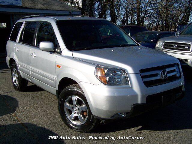 2006 Honda Pilot EX-L w/DVD 4dr SUV 4WD - Leesburg VA