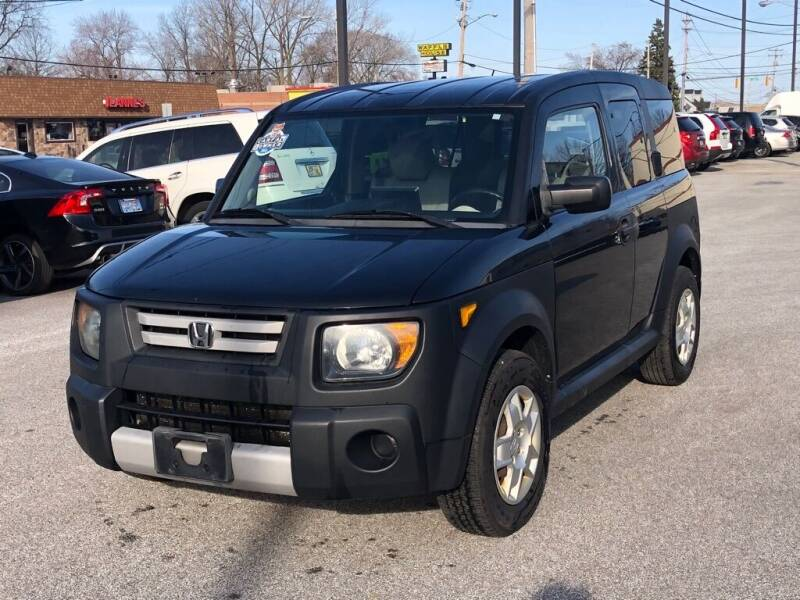 2007 Honda Element for sale at MR Auto Sales Inc. in Eastlake OH