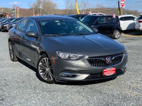 2018 Buick Regal Sportback for sale at A&M Auto Sale in Edgewood MD
