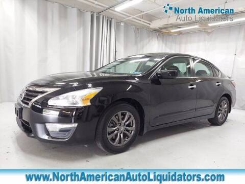 2015 Nissan Altima for sale at North American Auto Liquidators in Essington PA