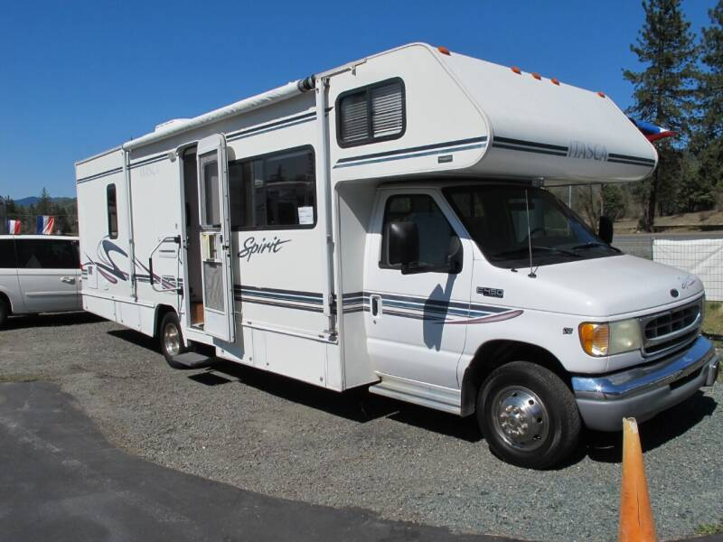 2002 Itasca Spirit  31' 2-Slideouts for sale at Oregon RV Outlet LLC - Class C Motorhomes in Grants Pass OR
