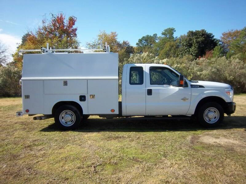 2014 Ford F350 XL Enclosed Service Truck 4dr - Augusta GA