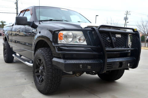 2005 Ford F-150 for sale at Wheel Deal Auto Sales LLC in Norfolk VA