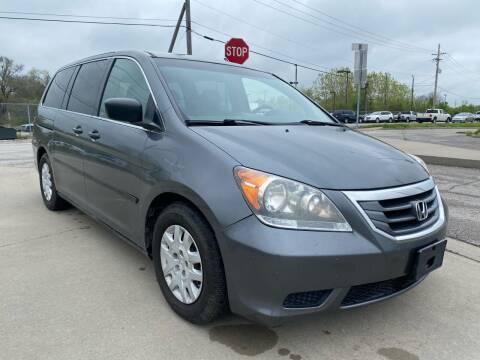 2010 Honda Odyssey for sale at Xtreme Auto Mart LLC in Kansas City MO