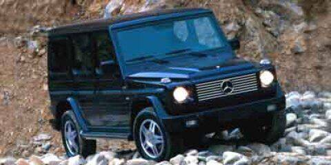 2002 Mercedes-Benz G-Class for sale at Karplus Warehouse in Pacoima CA