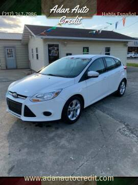 2014 Ford Focus for sale at Adan Auto Credit in Effingham IL