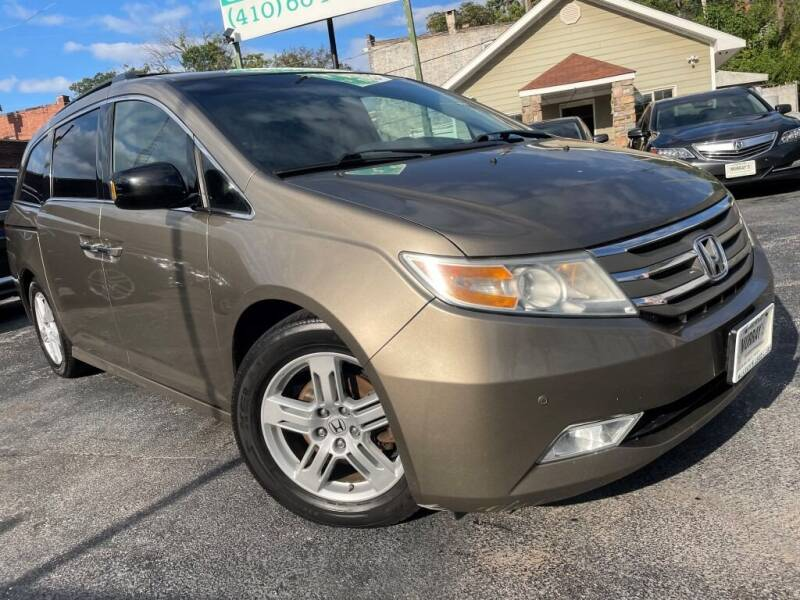 2011 Honda Odyssey for sale at Murrays Used Cars Inc in Baltimore MD