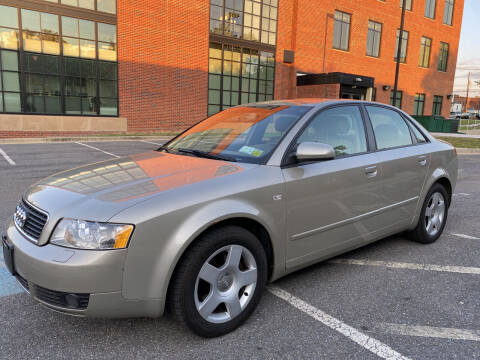 2005 Audi A4 for sale at Auto Wholesalers Of Rockville in Rockville MD