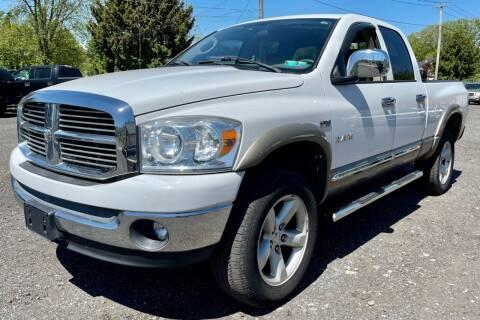 2008 Dodge Ram Pickup 1500 for sale at Mayer Motors of Pennsburg in Pennsburg PA