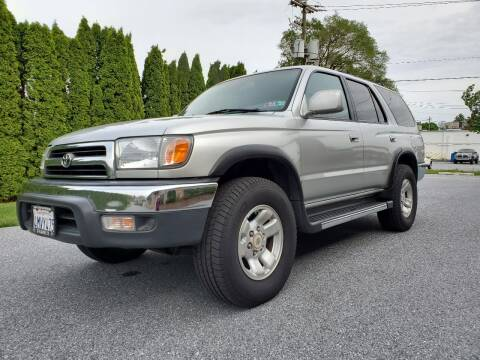 2000 Toyota 4Runner for sale at Kingdom Autohaus LLC in Landisville PA