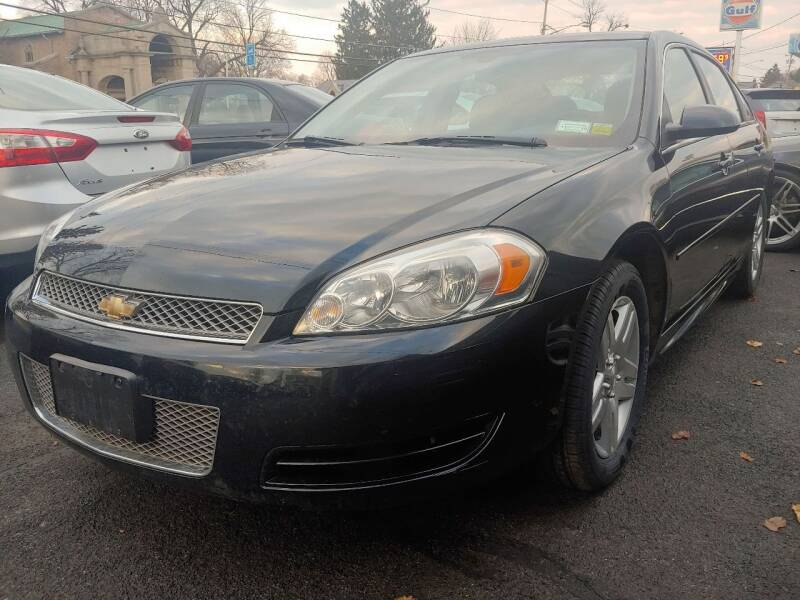 2015 Chevrolet Impala Limited for sale at JD Motors in Fulton NY