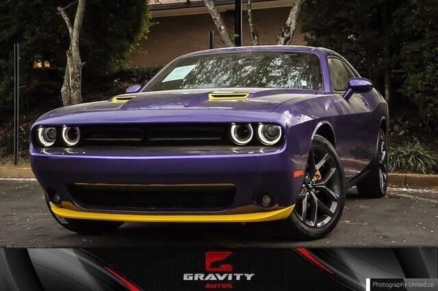 2019 Dodge Challenger for sale at Gravity Autos Atlanta in Atlanta GA