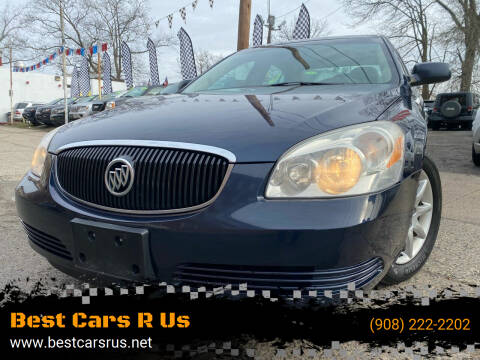 2008 Buick Lucerne for sale at Best Cars R Us in Plainfield NJ