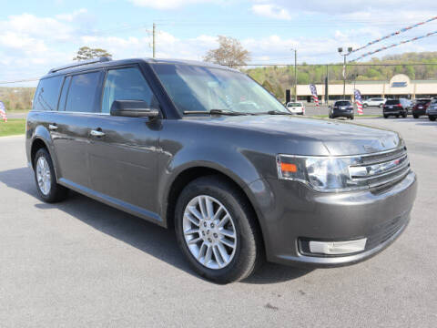 2018 Ford Flex for sale at Viles Automotive in Knoxville TN